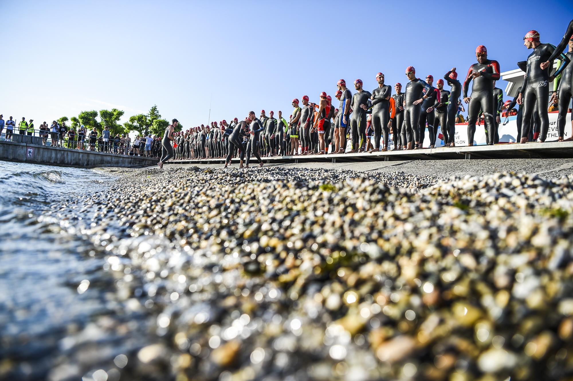 The 31st edition of La Tour Geneva Triathlon breaks records to become the biggest triathlon in Switzerland