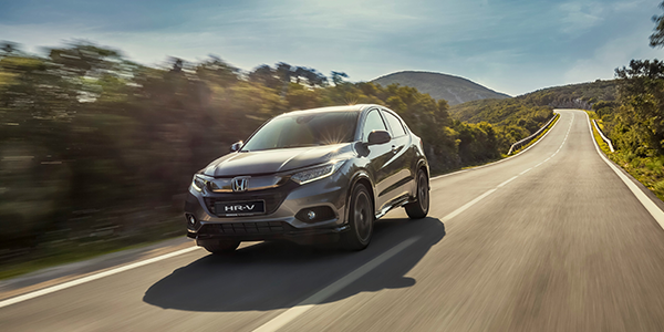 Discover the HONDA HR-V TURBO
