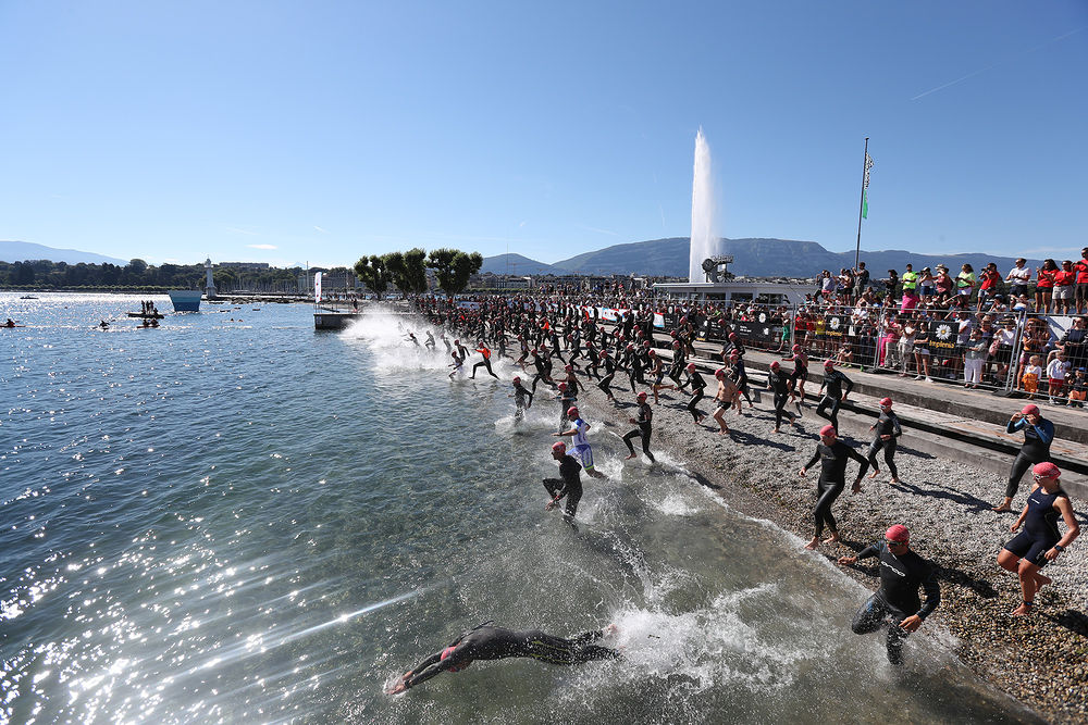 Registrations open for the 2018 La Tour Genève Triathlon